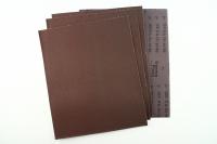Лист шлиф.полотно легкое 230/280 Grante э.корунд борд.(1уп-50шт) P80