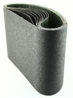 Лента бесконечная абразивная 200/750 карбид кремния черный CX (1уп-10шт) P80