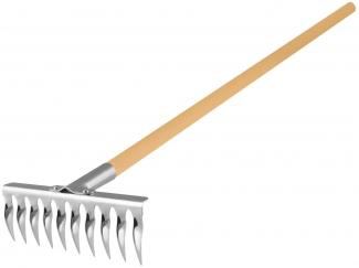 Грабли садовые 10 зуб.