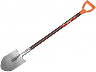 Лопата штыковая БЦМ из нержавеющей стали