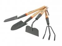 Набор садового инструмента, 4 предмета, 380 мм 15040