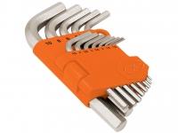 Набор шестигранных ключей 13 штук 15542