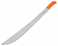 Мачете 510 мм, оранжевая ручка 15886