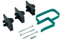 Набор из пластиковых фиксаторов для листов гипоскартона 3 шт