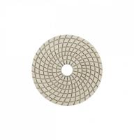 """Алмазный гибкий шлифовальный круг """"Черепашка"""" d125 №100"""
