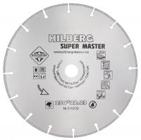 Диск алмазный отрезной Super Master 230x22.23