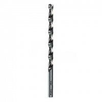 Сверло по металлу удлиненное HSS-G DIN 340  10x121x184мм