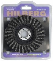 Круг алмазный зачистной 115 Hilberg Super КЛТ № 400