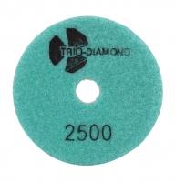 """Алмазный гибкий шлифовальный круг """"Черепашка"""" d100 №2500"""