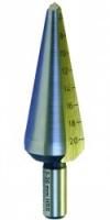 Сверло коническое N4 (26,0-40,0мм)