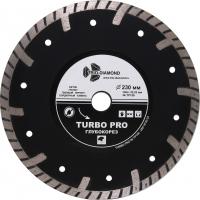 Диск алмазный TURBO глубокорез 230x22мм