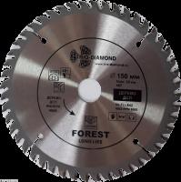 Диск пильный по дереву 150x48T/20-16мм