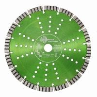 Диск алмазный отрезной TURBO SEGMENT Grand hot press 230x22