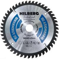 Диск пильный Hilberg Industrial Алюминий 160x48Т*20мм