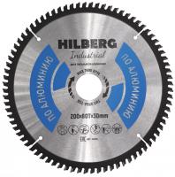 Диск пильный Hilberg Industrial Алюминий 200x80Т*30мм