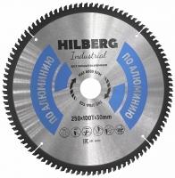 Диск пильный Hilberg Industrial Алюминий 250x100Т*30мм
