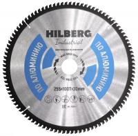 Диск пильный Hilberg Industrial Алюминий 255x100Т*30мм