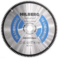 Диск пильный Hilberg Industrial Алюминий 300x120Т*30мм
