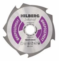 Диск пильный Hilberg Industrial Фиброцемент 165x4T*20мм