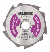 Диск пильный Hilberg Industrial Фиброцемент 190x5Т*30мм