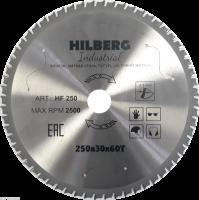 Диск пильный Hilberg Indastrial Метал 250x60Т*30мм