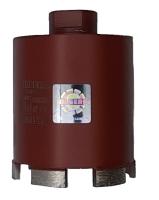 Коронка алмазная Industrial Laser Micro Hit 6T (ПОД ПЫЛЕУДАЛИТЕЛЬ) 72мм