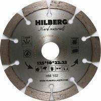 Диск алмазный отрезной Hard Materials Лазер 125x10*22.23мм