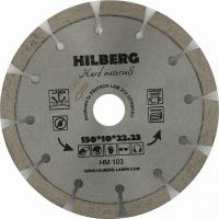 Диск алмазный отрезной Hard Materials Лазер 150x10*22.23мм