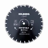 Диск алмазный по асфальту Лазерная наварка Hard Materials 450x11x25.4/12мм