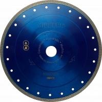 Диск алмазный TURBO ультратонкий x-тип 300x32мм (переходное кольцо на 25,4)