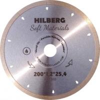 Диск алмазный сплошной Hyper Thin 200x25,4*1,2мм