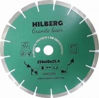 Диск алмазный отрезной Granite Laser 250x10*32/25.4мм