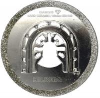 Полотно алмазное отрезное по керамике и керамограниту Round El-P 80мм