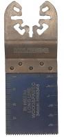 Полотно пильное погружное по древесине и пластику Bi-M 34*40*18TPI