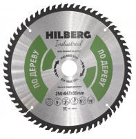 Диск пильный Hilberg Indastrial Дерево 250x64Т*30мм
