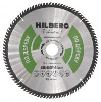 Диск пильный Hilberg Indastrial Дерево 255x100Т*30мм