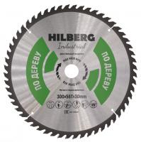 Диск пильный Hilberg Industrial Дерево 300x56Т*30мм
