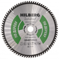 Диск пильный Hilberg Industrial Дерево 300x80Т*30мм