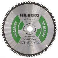 Диск пильный Hilberg Industrial Дерево 305x100Т*30мм
