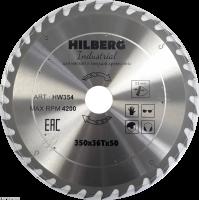 Диск пильный Hilberg Industrial Дерево 350x36Т*50мм