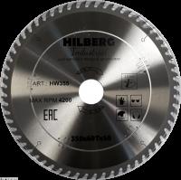 Диск пильный Hilberg Industrial Дерево 350x60Т*50мм
