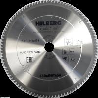 Диск пильный Hilberg Industrial Дерево 450x100Т*50мм