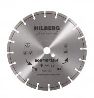 Диск алмазный отрезной Hard Materials Лазер 300x10*25.4мм