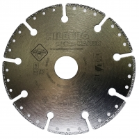 Диск алмазный отрезной Super Metall 125x22.23