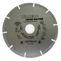 Диск алмазный отрезной Super Master 125x22.23