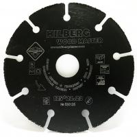 Диск алмазный отрезной Super Wood 125x22.23
