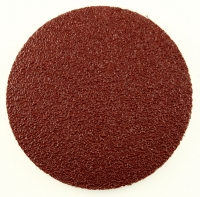 Круг абразивный на липучке 125мм б.о.(1уп-50шт) P1000