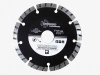 Диск алмазный SEGMENT PRO 125x22,23мм