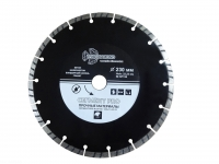 Диск алмазный SEGMENT PRO 230x22,23мм