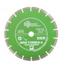 Диск алмазный TURBO SEGMENT 230x22мм